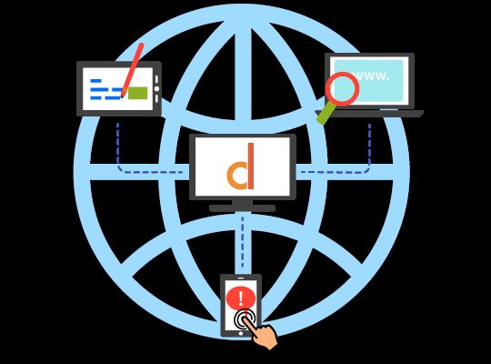 Conectividad formación virtual
